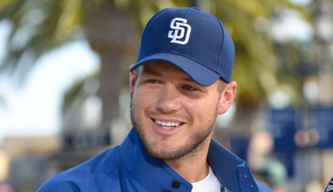 Colton Underwood Says Pressure Of 'The Bachelor' Similar To The NFL