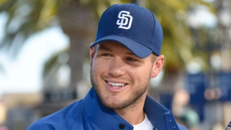 Colton Underwood Says The Pressure Of 'The Bachelor' Is Similar To The NFL… LOLOLOLOL