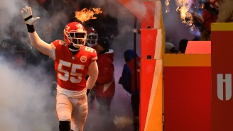 Fans Destroyed Dee Ford On Twitter (And Wikipedia) After He Cost Chiefs A Game-Winning Interception