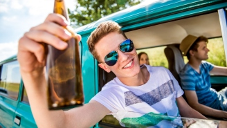 Is It Legal To Drink In A Car If Someone Else Is Driving? You Can In These Lucky States