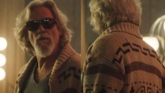 Did Jeff Bridges Just Tease A 'Big Lebowski' Sequel On Twitter?!