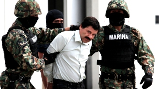 This Story About El Chapo Running Naked Through A Secret Tunnel To Escape Arrest Is One Hell Of A Ride