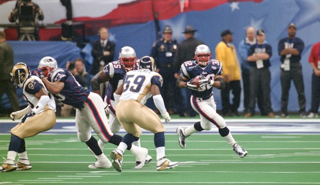 Eric Dickerson: Patriots Cheated In Super Bowl 36, Tom Brady's 'Over'