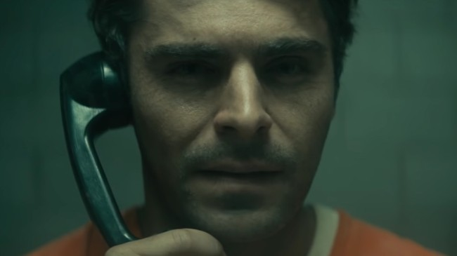 extremely wicked, shockingly evil and vile trailer zac efron ted bundy movie