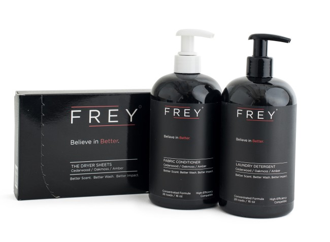 Frey The Complete Laundry Package