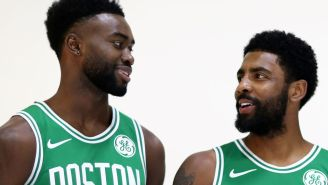 Jaylen Brown Is Salty About Kyrie Irving Publicly Shaming The Celtics' 'Young Guys'