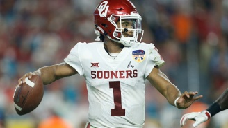 Oklahoma QB Kyler Murray Declares For The NFL Draft A Day After Reportedly Giving Oakland A's $15 Million Ultimatum