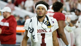 Kyler Murray Is Reportedly Demanding $15 Million From The Oakland A's To Play Baseball Or Else He'll Enter The NFL Draft