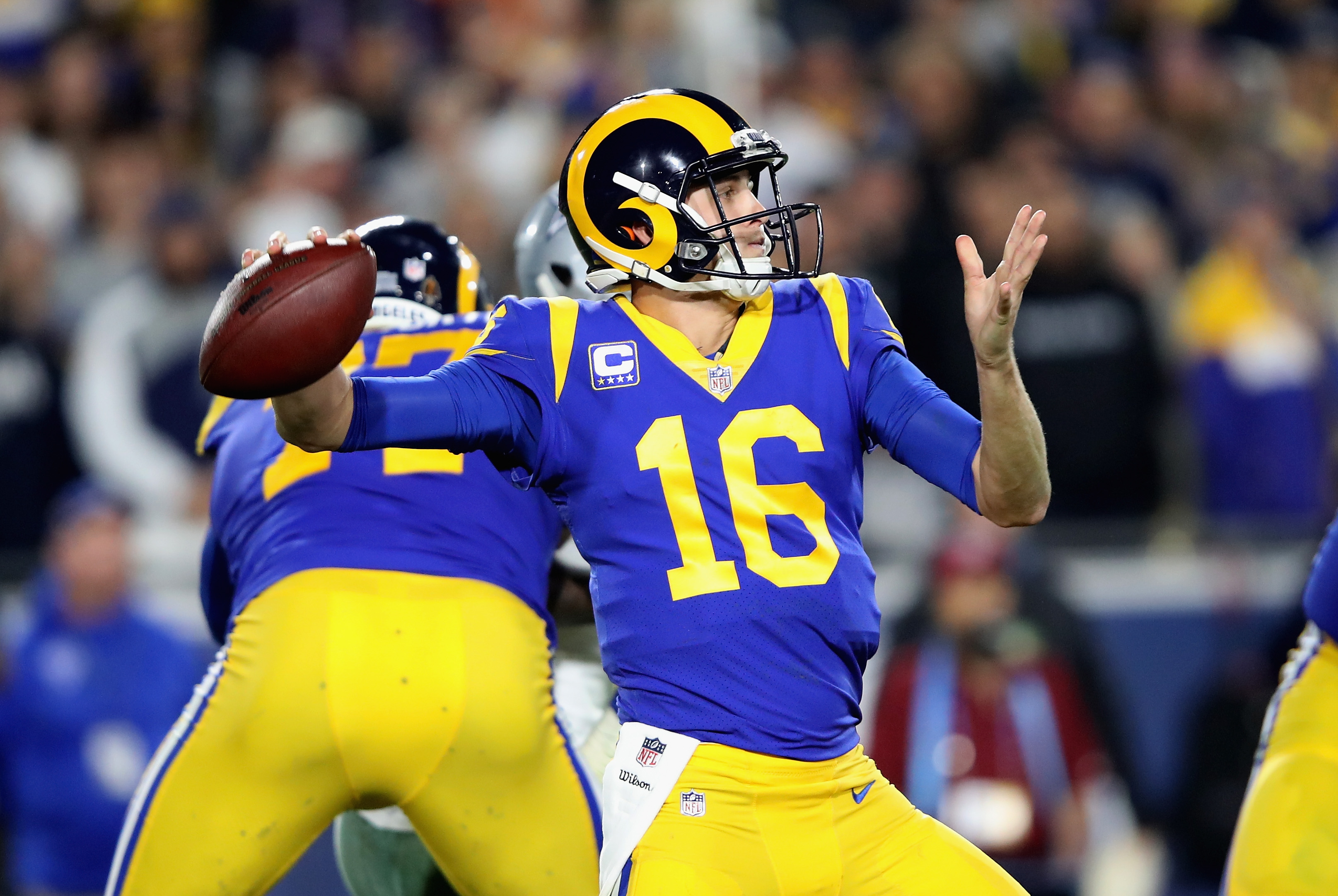 This Stat About The LA Rams Throwback Uniforms Has Me Convinced ...