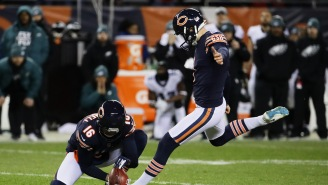 Bears Kicker Cody Parkey Speaks Out About Missing Field Goal And Handles It Like A Class Act