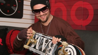 Bam Margera Is Going To Rehab Again But The 'Jackass' Star Is Hopeful