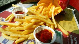 Fast-Food Hack Divides The Internet On How To Properly Eat McDonald's French Fries