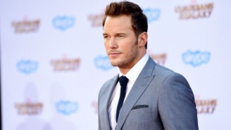 Chris Pratt Is Headed Back To TV To Play A Navy Seal In Amazon's 'The Terminal List'