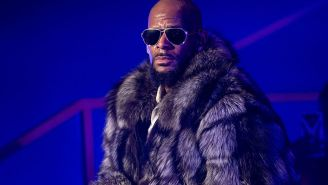 R. Kelly Accuser Claims She Has DNA Evidence And Record Label Drops Disgraced Singer