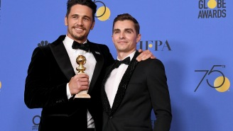 James Franco Settles 'Disaster Artist' Lawsuit From Ex-Student Who Paints Him As A Giant Bully