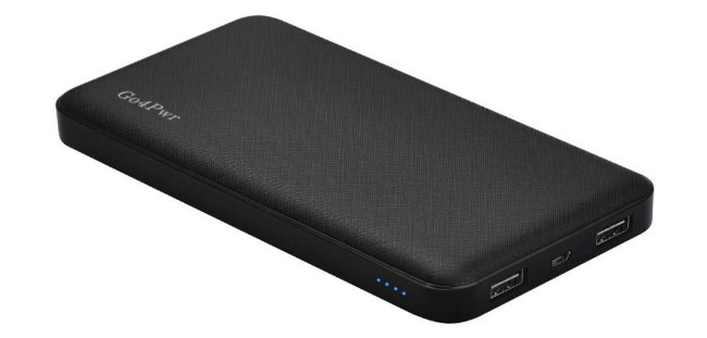 best deals on portable phone chargers