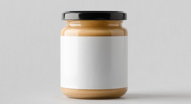 how to store peanut butter