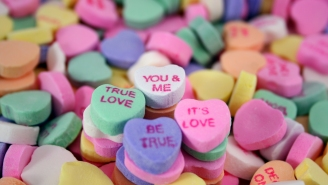 Valentine's Day Is Canceled! Sweethearts Candy Conversation Hearts Won't Be Available For The First Time In 153 Years