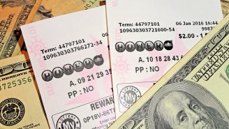 Man Dunks On Wife Who Constantly Fought With Him About His Lottery Addiction By Winning Jackpot