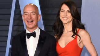 Jeff Bezos Doesn't Have A Prenup So His Wife's About To Become The 7th Richest Person In The World