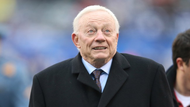 Jerry Jones' Excuse For Why His Cowboys Lost To The Rams Is Weak