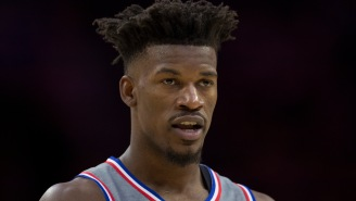 Jimmy Butler Responds To John Calipari's 'Bullying' Comments By Saying Exactly What A Bully Would Say