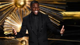 Kevin Hart Might End Up Hosting The Oscars After All Despite His Controversial Tweets