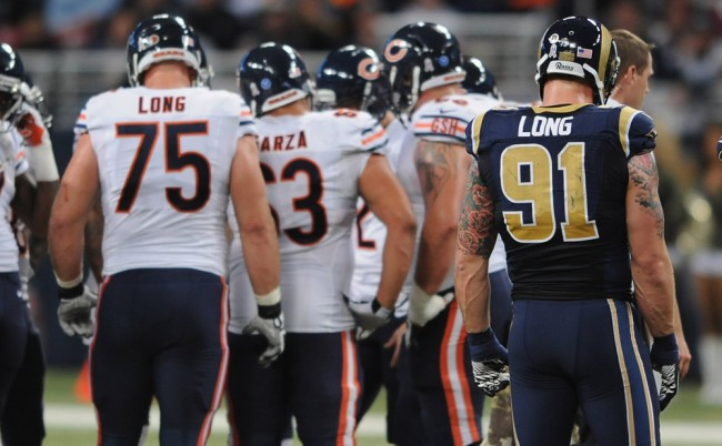 kyle long on facing brother chris during eagles-bears playoff game