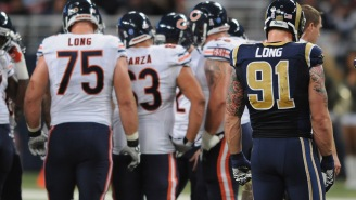Kyle Long Had A Great Take On How He And His Family Will Deal With Him Facing Brother Chris This Week