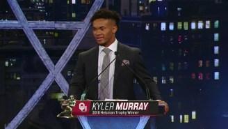 Kyler Murray To Decide Between NFL Or MLB Career