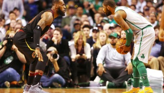 Kyrie Irving Discussed The 'Challenge' That Comes With Playing Alongside LeBron James