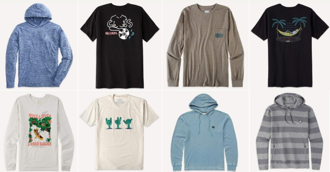 man outfitters sale tees