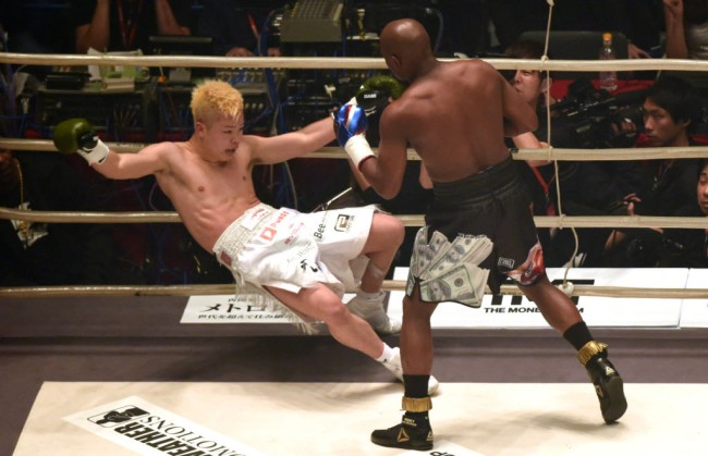 mayweather ceo responds to claims floyd's fight vs nasukawa was fixed