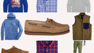 WINTER SALE: Save Up To 50% On Popular Menswear Brands – Southern Tide, Vineyard Vines, Southern Marsh, Rhone, Sperry, And Seavees