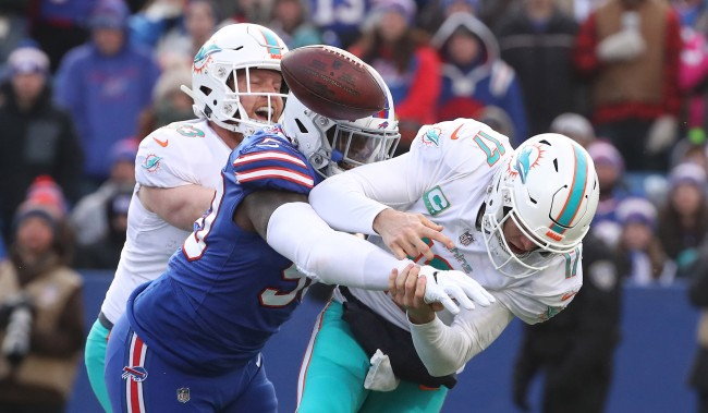 miami dolphins reportedly planning to tank next season to get a qb