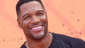 Michael Strahan Dunked On Donald Trump With His Awesome Dinner Invitation To Clemson
