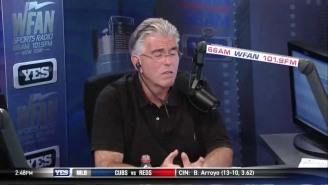 Mike Francesa Went On Idiotic Rant About That Fake Jersey Swap Between Todd Gurley And An NFL Ref