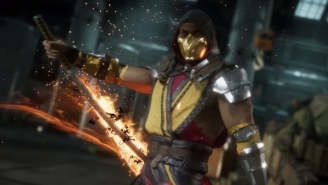 Video Game Trailer For 'Mortal Kombat 11' Cranks The Bloody Violence Up To Full Blast