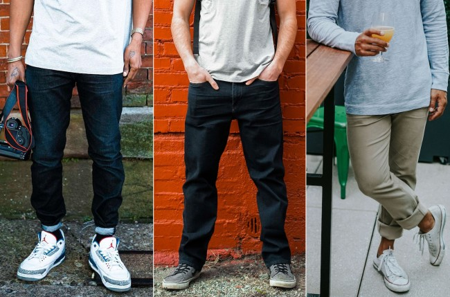 new denim jeans wardrobe