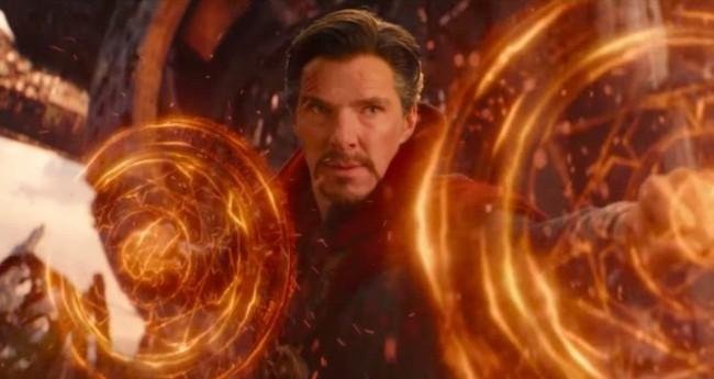 New Fan Theory About Doctor Strange Avengers Infinity War Endgame