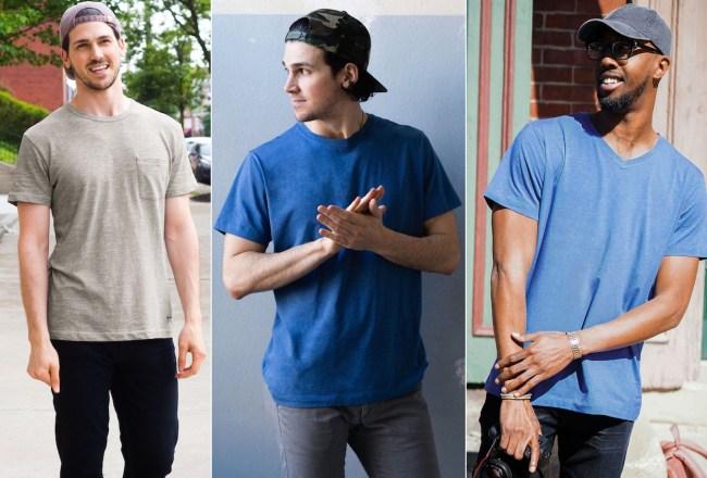 new wardrobe tee shirts