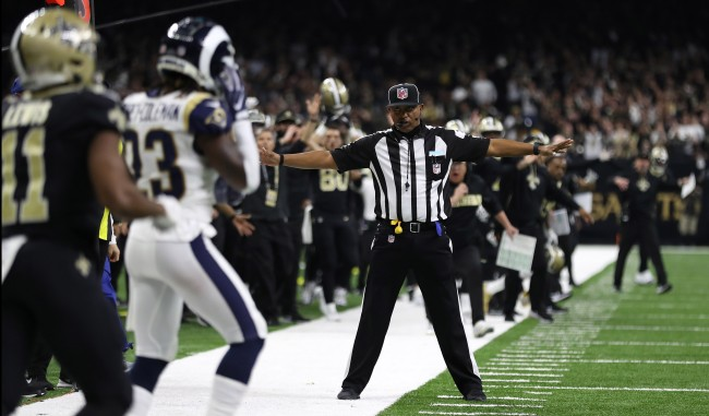 nfl fines rams cb for hit on pi play that wasn_t called saints fans