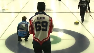 4 Former NFL Pro Bowl Players Are Now Trying To Win Olympic Gold… In Curling