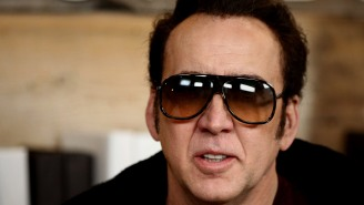 Nic Cage Got So Wasted In Vegas, He Got Married–But Then Divorced Four Days Later When He Sobered Up