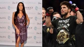 UFC Champ Henry Cejudo Shoots His Shot At John Cena's Ex Nikki Bella And Scores A Date