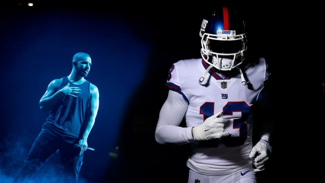odell beckham jr and drake are being sued over beatdown at a club