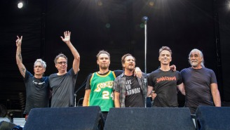 New Music Round-Up 1/24/20: Pearl Jam, Gary Clark Jr. & The Roots, Pigeons Playing Ping Pong, Sparta, Lukas Nelson & Shooter Jennings, 2020 Grammys & more