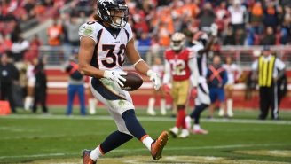 The NFL Did Something Awesome (And Unique) To Get Broncos Rookie Phillip Lindsay To The Pro Bowl