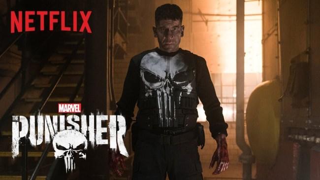 punisher reviews season two netflix marvel