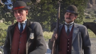 Rockstar Games Sued By The Real Pinkertons For Their Depiction In 'Red Dead Redemption 2'